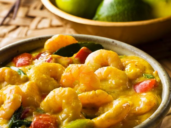 South-east Asian Seafood Curry