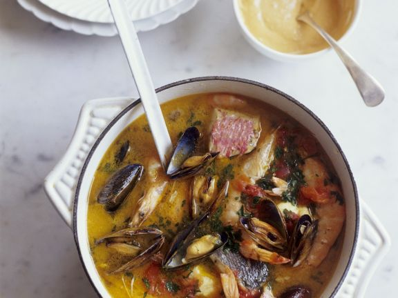Southern French Seafood Soup