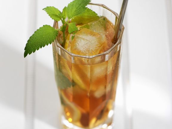 Southern Mint Iced Tea