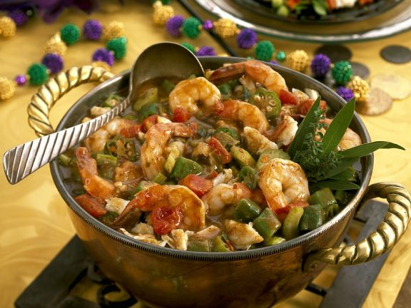 Southern-style Shrimp Stew