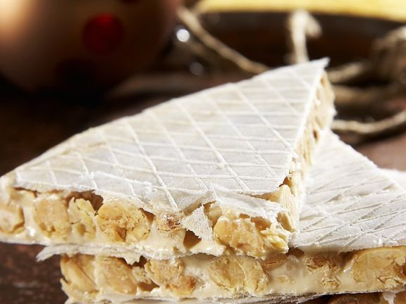 Spanish style christmas wafers recipe eat smarter usa spanish style christmas wafers forumfinder Gallery