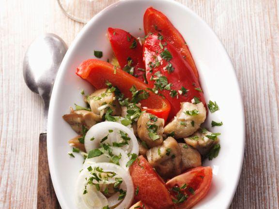 Spanish Vegetable Salad