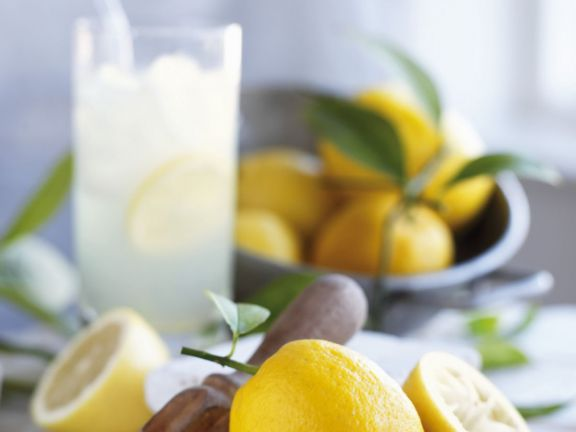 Sparkling Citrus Drink