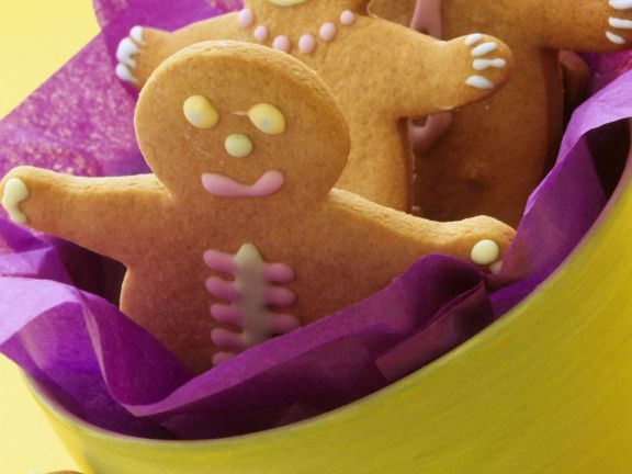 Spiced Biscuit People
