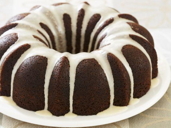 Spiced Bundt Cake with Cream Cheese Glaze