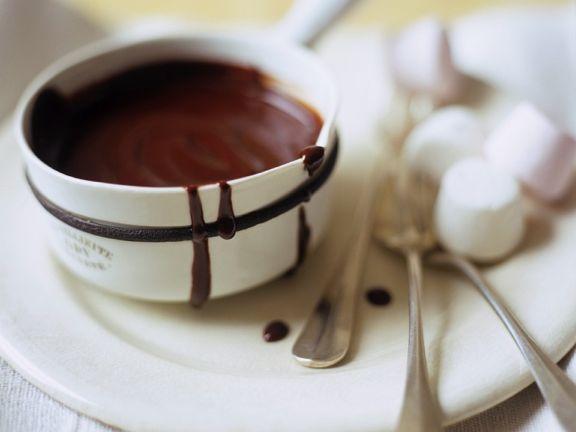 Spiced Chocolate Sauce