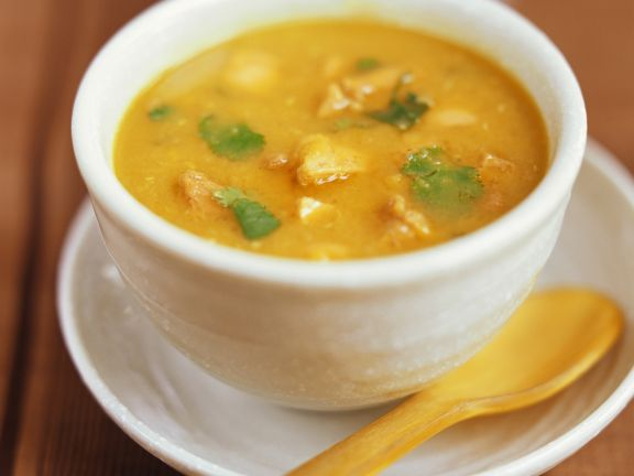 Spiced Indian-style Soup