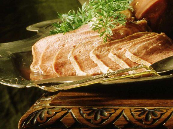 Spiced Roasted Ham