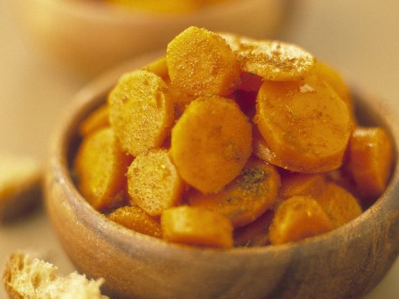 Spiced Root Vegetables