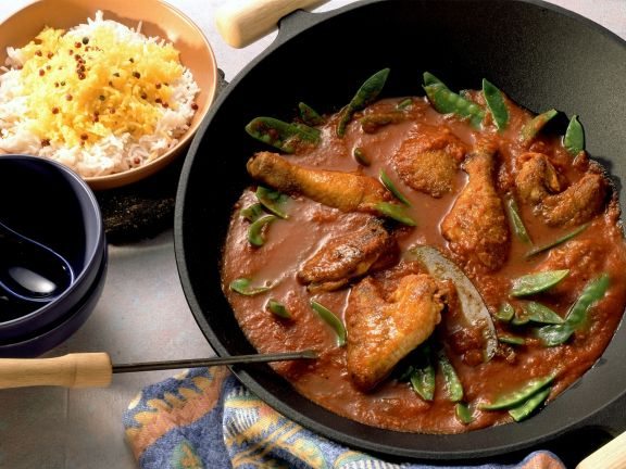 Spiced Southern Chicken Dish