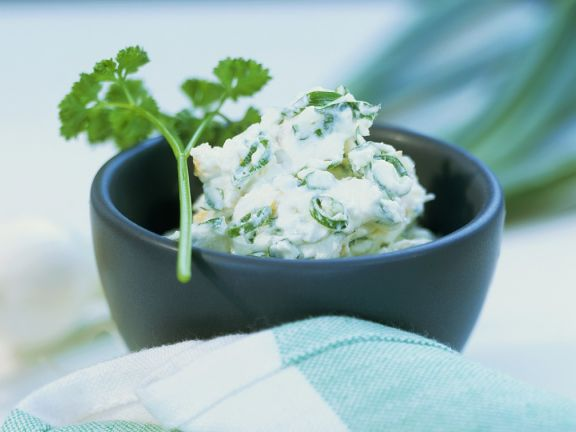 Spicy Herbed Cream Cheese