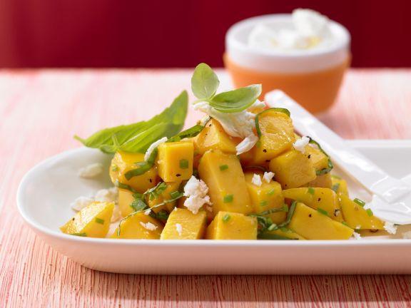 Spicy Mango Salad