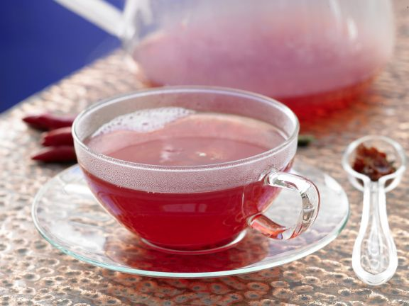 Spicy Rosehip Tea
