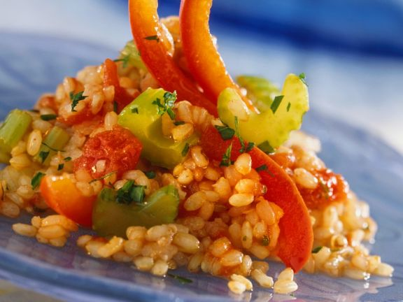 Spicy Vegetable Rice