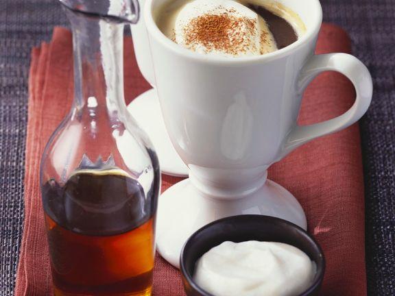 Spiked Brandy Coffee