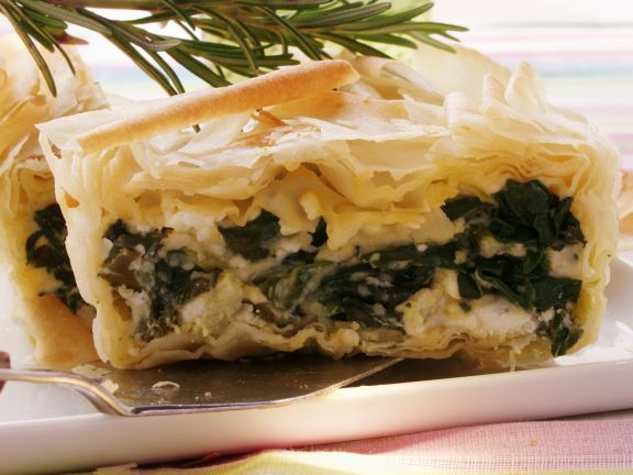 Spinach Feta Pie