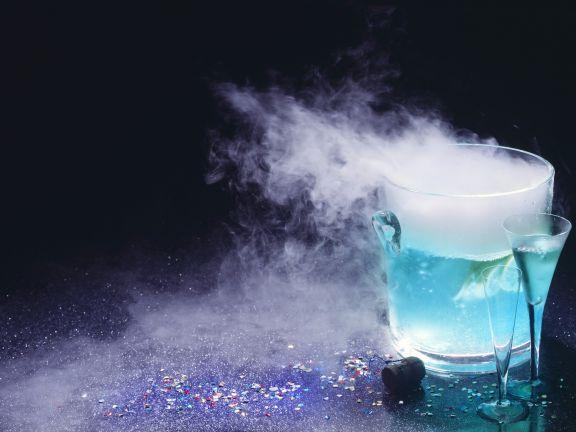 Spooky Prosecco Halloween Drink