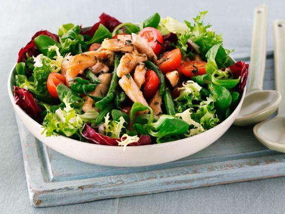Chicken Spring Salad