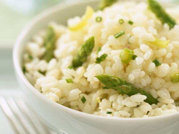 Spring Vegetable Rice