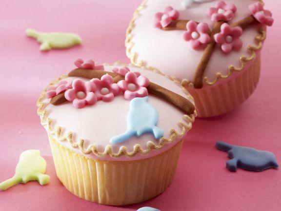 Springtime Coloured Cakes