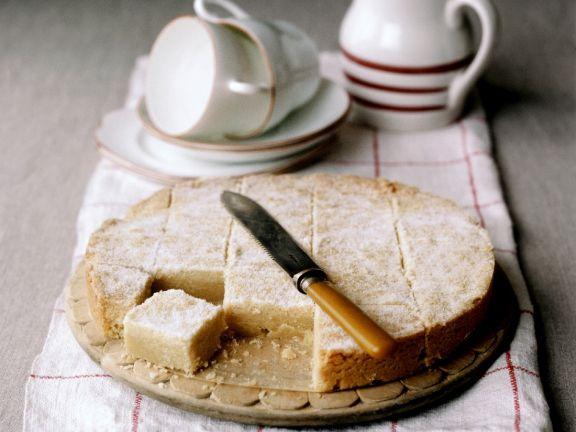 Squares of Shortbread