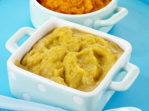 Squash and sweet potato baby food recipe eat smarter usa squash and sweet potato baby food forumfinder Gallery