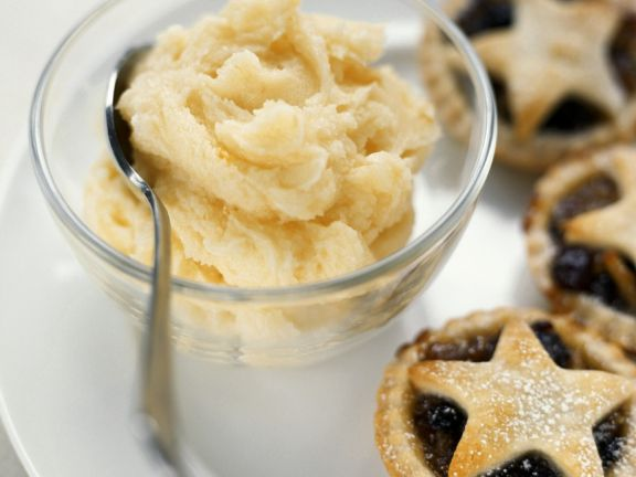 Star Topped Mincement Pies