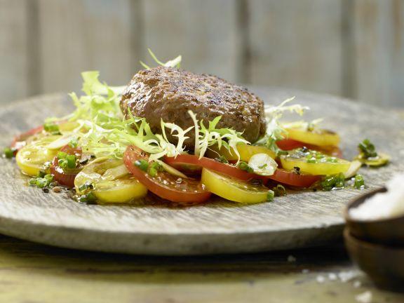 Steak Tartare Patties