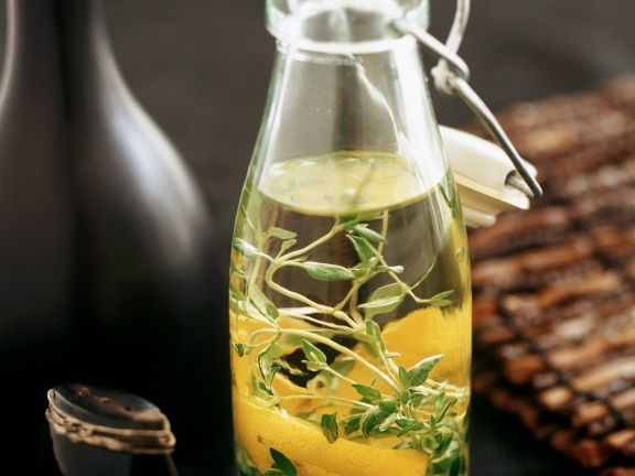 Steeped Olive Oil