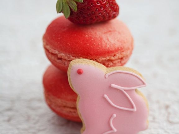 Strawberry Lime Macarons Recipe Eat Smarter Usa