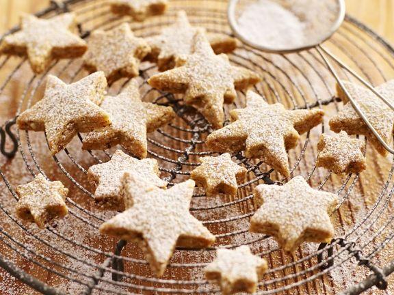 Sugar Free Cinnamon Stars
