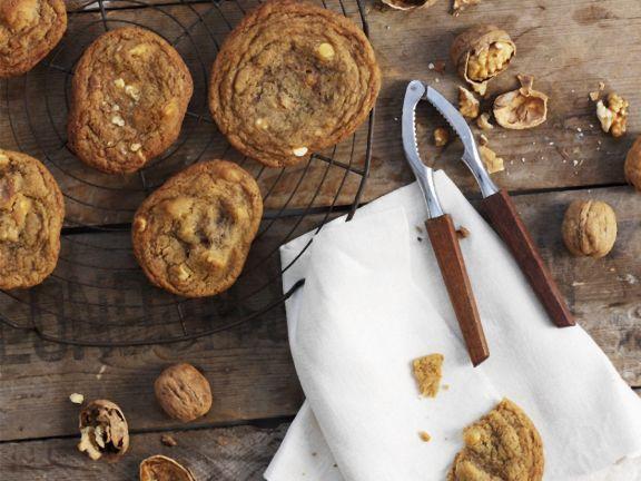 Sugar-free Walnut Cookies