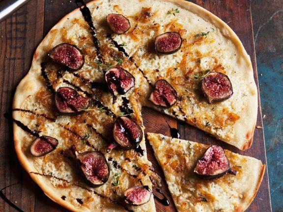Sweet and Savoury Flatbread
