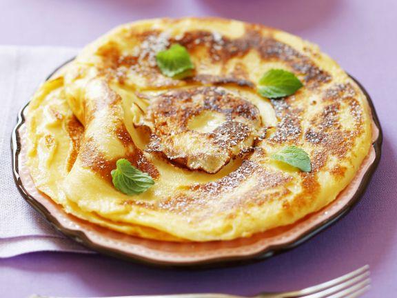 Sweet Apple Pancakes
