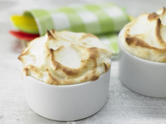 Sweet Apple Soufflé
