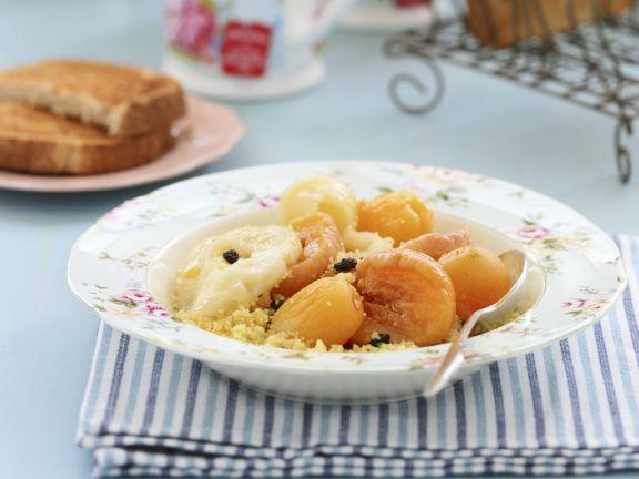 Sweet Apricot Couscous
