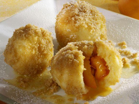 Sweet Apricot Dumplings