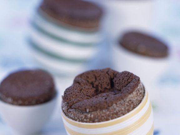 Sweet Choc Puddings