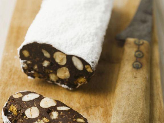 Sweet Nut Log
