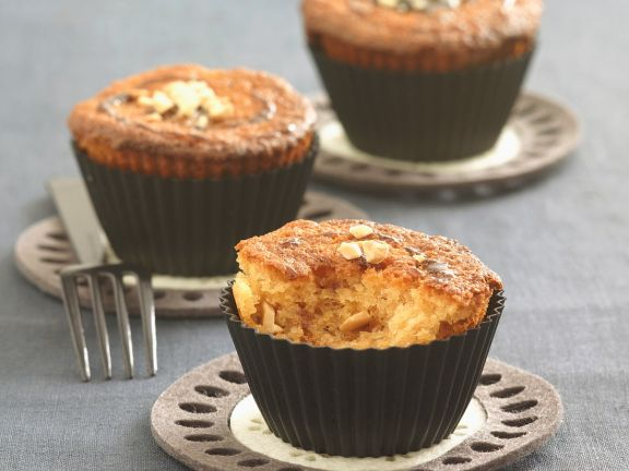 Sweet Nut Muffins