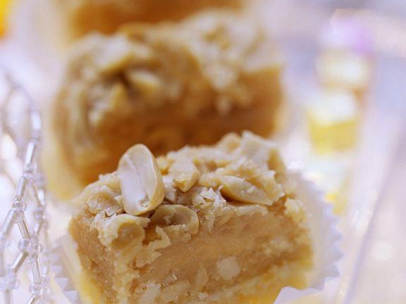 Sweet Peanut Cake