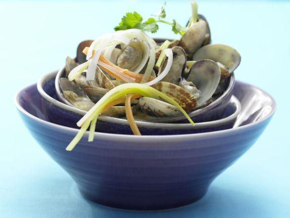 Thai Mussels Pot