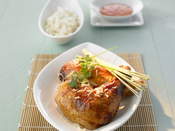 Thai-style Chicken Legs recipe | Eat Smarter USA