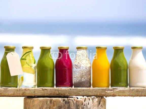 Juice cleanses for digestive health!