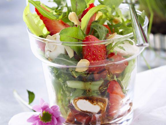 Three Colour Italian Salad