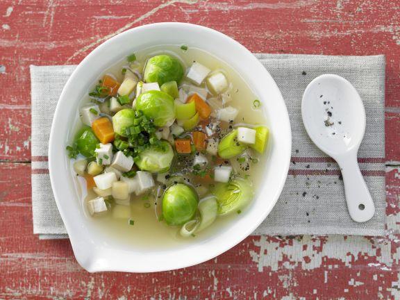 Tofu-Vegetable Stew