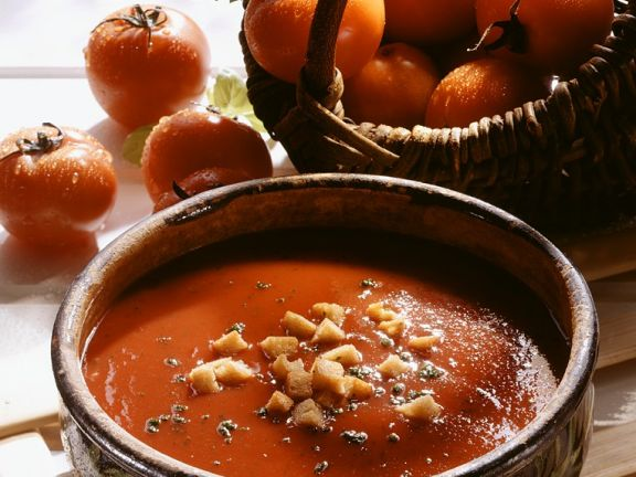 Tomato and Herb Soup
