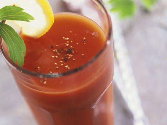 Tomato Juice Mocktail