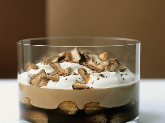 Trifle with Chocolate
