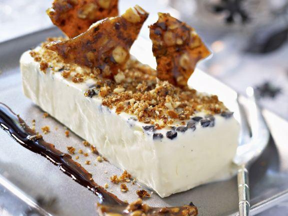 Truffle and Praline Parfait